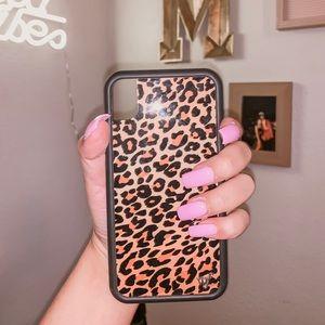 Wildflower Cheetah iPhone XR Case💖